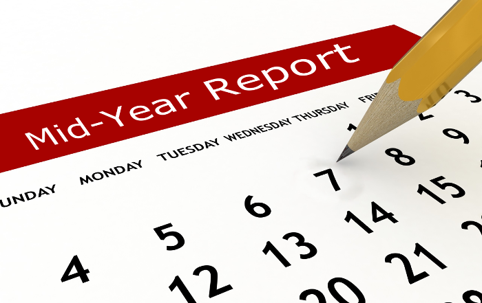 Annual Mid-Year Report on Thursday, July 24