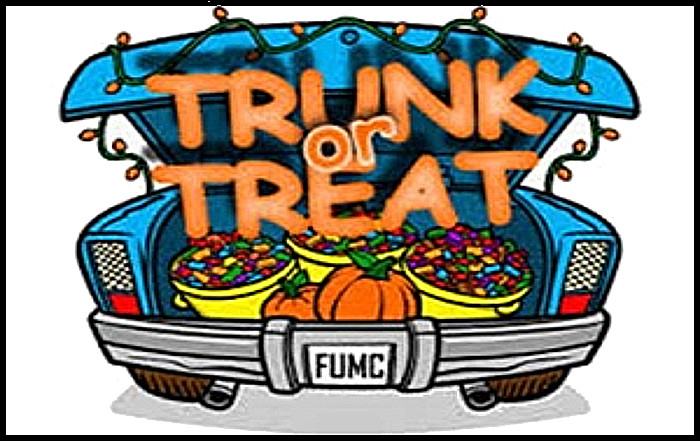 First Annual Trunk or Treat