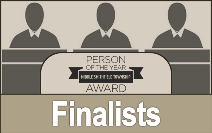 Announcing the Finalists!
