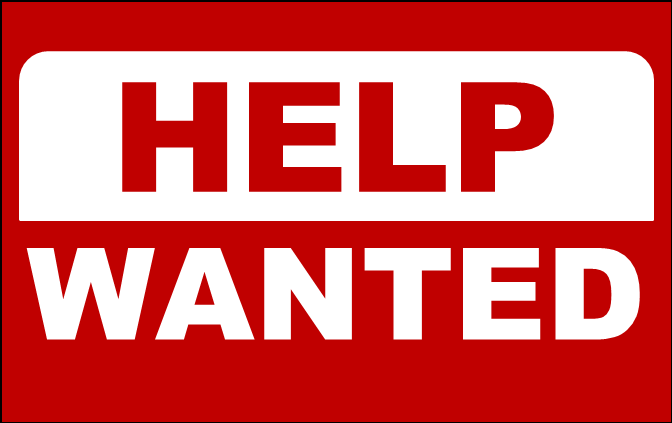 Help Wanted– Seasonal Golf Course Employment