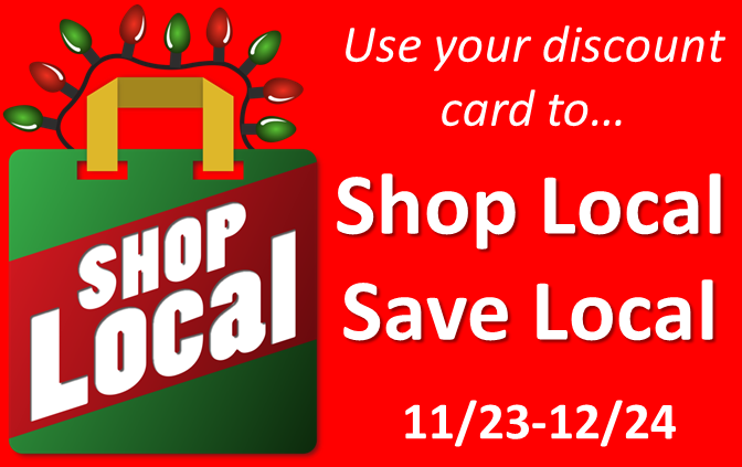 2015 Shop Local Holiday Event
