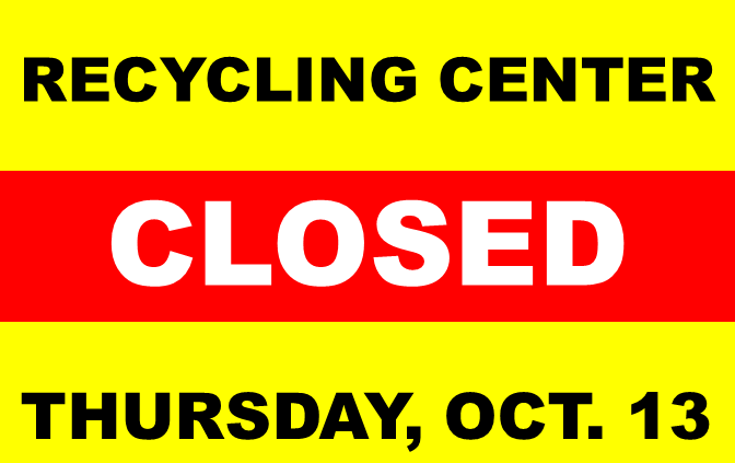 Recycling Closed